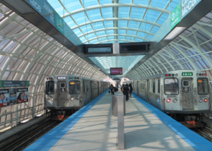 Cermak Station - Another Waukegan Steel Achievement